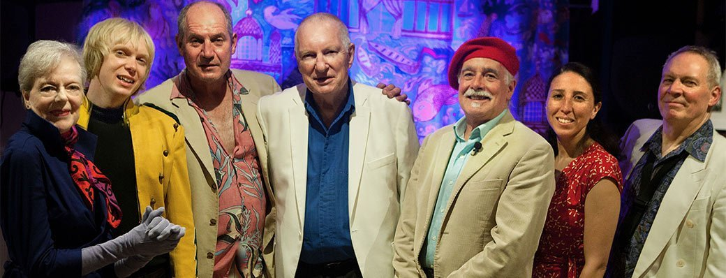 Mike Westbrook & Company performing Paintbox Jane