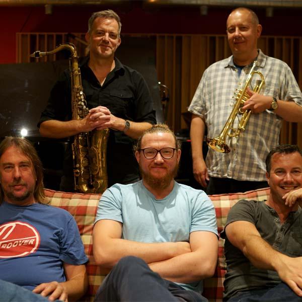 Andy Hague Quintet
