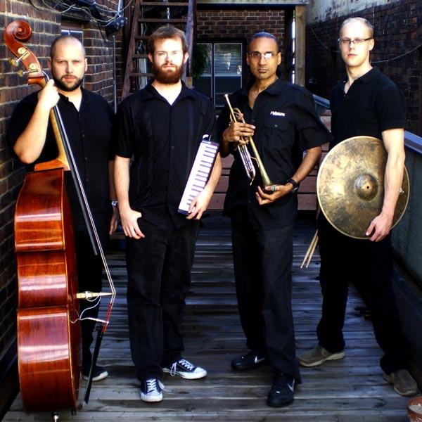 Nick Maclean Quartet ft. Brownman Ali